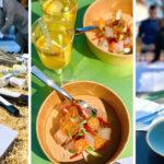 7 Michelinsterren op 1 middag: wij reden mee met de Culinaire Route over de Westfriese Omloopdijk